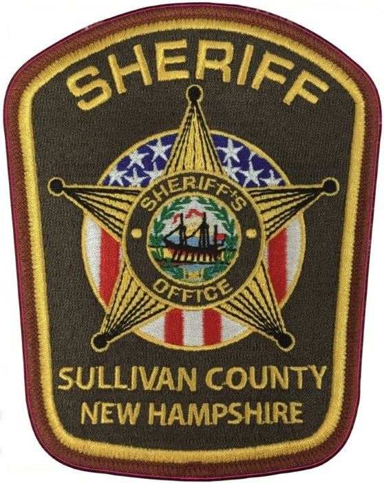 Sullivan County Sheriff, New Hampshire Patch